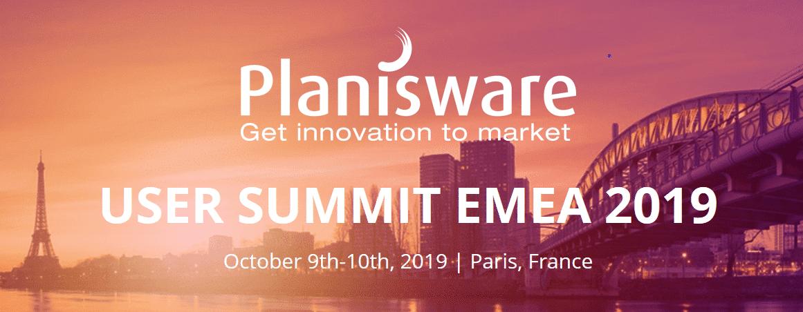 Paris et congrès Planisware Summit 2019