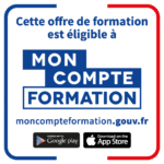 Mon compte formation Blanc