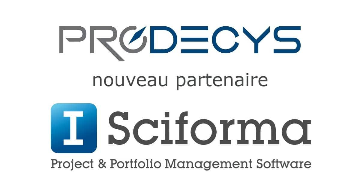 Prodecys Partenaire Sciforma
