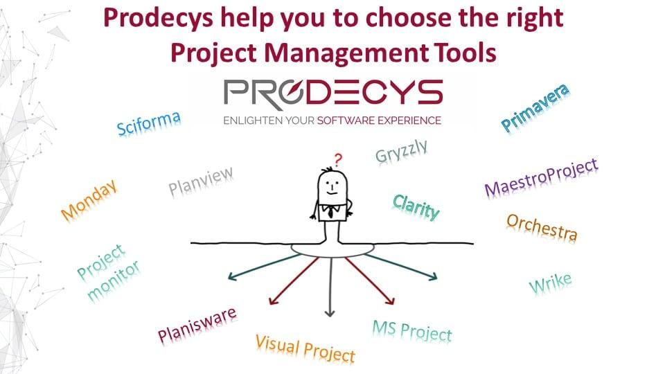 Choisir Son Outil de gestion de projet -Prodecys