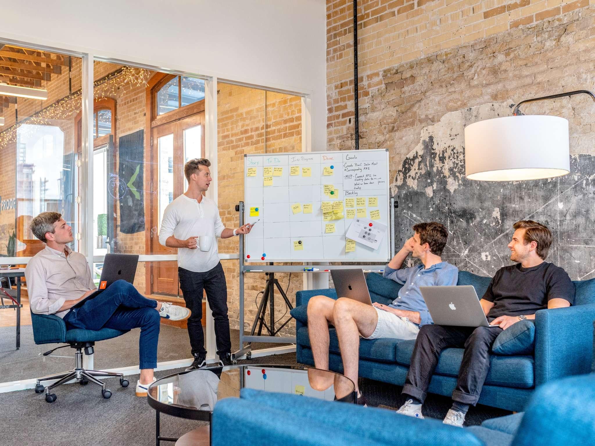 gestion projet startup